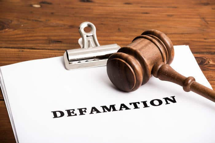 Significant Monetary Caps to Cut Down Defamation Cases