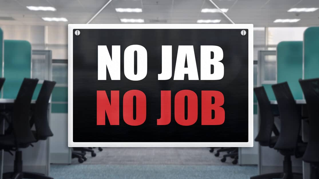 No Jab, No Job – An Update on Mandatory Vaccines in the Workplace